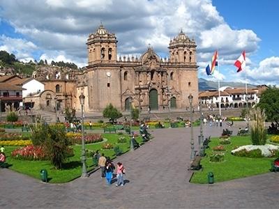 Visit Perú