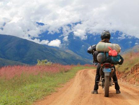 Motorcycle Lares