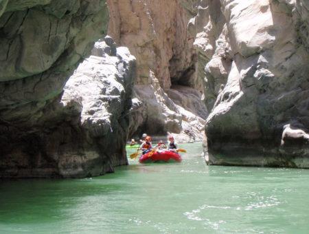 Rafting Colca