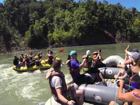 Rafting Manu